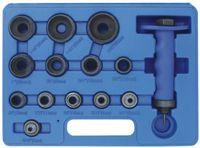 Locheisensatz 14 tlg. Stanzeisen Locheisen 5-35 mm Lochwerkzeug