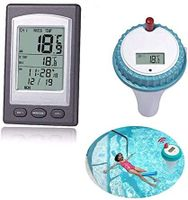 Funk Pool Thermometer - Digital Schwimmbad Thermometer