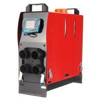 MECO 8KW 12V Diesel Standheizung Luftheizung Heizgerät Heizung LKW Wohnmobil  8000W Rot 2020 Neu