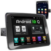 XOMAX XM-VA910R: 1DIN Autoradio mit Android 10 Navi 9 Zoll IPS  Touchscreen Monitor, Bluetooth, SD und USB