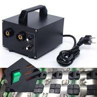Punktschweißgerät Akku Batterie Schweißmaschine Elektrodenschweißgerät 1600A Spot Welder Welding Tragbar Punktschweißen 6700W 220V