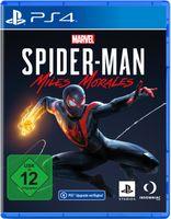 Marvel Spider-Man: Miles Morales - Konsole PS4