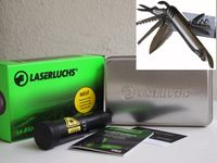 IR Laserluchs LA 850-50-PRO II für Nachtsichtgerät / Jäger / Outdoor