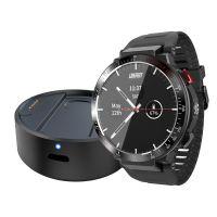 LOKMAT 1,6 Zoll 4G Smart Watch mit Power Bank Full-Touch-Kamera Musik er Video-Chat Herzfrequenzueberwachung Multi-Sport-Modus Wasserdichtes Outdoor-Sport-Armband fuer Maenner Frauen