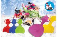 Jamara Snow Play Schneeflitzer Bär grün