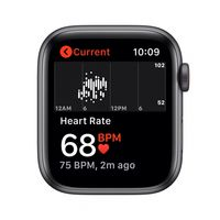 Apple Watch Nike SE GPS + Cell 44mm Gray Alu Anthracite Nike