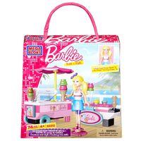 Mega Bloks Barbie Eiswagen   Ice Cream Cart Build´n´Style   80212 NEU+OVP