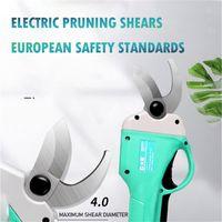 Elektrische Schnittschere Wiederaufladbare Gartenfruchtbaumschere Werkzeuge 21V CDX201027914