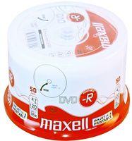 maxell DVD-R 120 Minuten 4.7 GB 16x bedruckbar 50er
