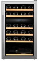 Weinkühlschrank, 500x537x855mm, für 38 Flaschen,