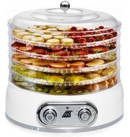 Trockner Dörrgerät für Lebensmittel 400W 35-70°C 5 Ebene Obst/ Fleisch/Früchte 10913