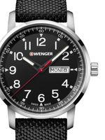 Wenger 01.1541.105 Attitude Heritage Herren 42mm 10ATM