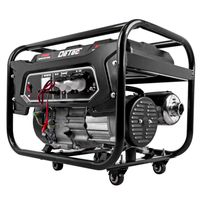 Stromaggregat 3.3 KW Stromerzeuger Stromgenerator Notstrom Aggregat Generrator 3300 Watt