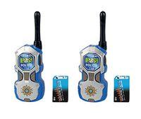 Dickie Toys - Spielfahrzeuge, Walkie Talkie Polizei; 201118181