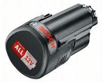 Bosch 1600A00H3D PBA 12 V 2,5 Ah Akku