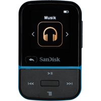 SanDisk Clip Sport Go New   32GB Blue            SDMX30-032G-E46B