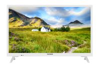 Telefunken XH24J101-W 60 cm / 24 Zoll Fernseher (HD Ready, Triple-Tuner)
