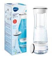 BRITA Wasserfilter-Karaffe weiß-grau