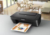 CANON Pixma MG2555S Tinten-Multifunktionsdrucker 3in1 - Schwarz