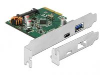 Delock 90299 - PCIe - USB 3.1 - PCIe 3.0 - China - Asmedia ASM3142 - 10 Gbit/s