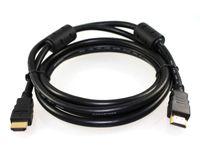 HDMI Premium Kabel 5m   2x Stecker   Anschlusskabel   Verbindungskabel