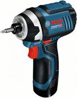 Bosch GDR 10,8 LI Professional 2 x 2,0 Ah mit L-Boxx