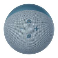 Amazon Echo Dot 4 blaugrau Intelligenter Assistant Speaker