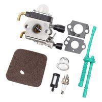 Vergaser Kit Für Stihl FS45 FS46 FS55 FS55R Trimmer Mit Luftfilter