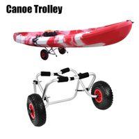 Kanuwagen zerlegbar Surfwagen Bootswagen Foldy Bootstrailer 80kg