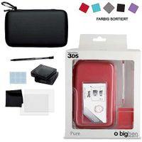 3DS Zubehör Pack-pure V2 (DSi/DSL,farbl.sortiert)