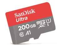 100MBs A1 U1 C10 Works with SanDisk SanDisk Ultra 200GB MicroSDXC Verified for Celkon Millennia Q519 by SanFlash
