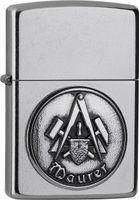 ZIPPO Feuerzeug Maurer Emblem