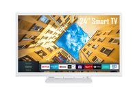 Toshiba 24WK3C64DAY 24 Zoll Fernseher/Smart TV (HD-Ready, HDR, Triple-Tuner, Bluetooth, Alexa Built-In) - 6 Monate HD+ inklusive