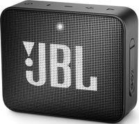 JBL Tragbarer Bluetooth Lautsprecher GO2, Farbe: Schwarz