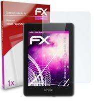 atFoliX FX-Hybrid-Glass Panzerfolie kompatibel mit Amazon Kindle Paperwhite (2018) Glasfolie