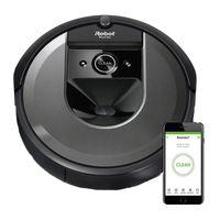 iRobot Roomba i7158 Robotersauger, Farbe:Schwarz