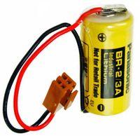CR17335SE-R Lithium Batterie mit Kabel und Stecker, Fanuc A98L-0031-0006