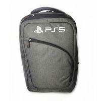 Tragbare Spielmaschinen-Aufbewahrungstasche mit großer Kapazität Spielekonsole Schultertasche Tragetasche für PS5 Game Controller