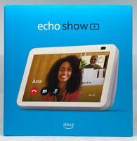 Amazon Echo Show 8 2. Generation (2021) HD-Smart Display mit Alexa und 13-MP-Kamera - Weiß