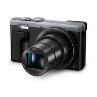 Kompaktkamera Panasonic DMC-TZ80EG-S Silber