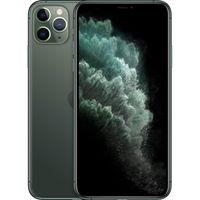 Apple iPhone 11 Pro Max A2218 256 GB Smartphone - 16,5 cm (6,5 Zoll) OLED Full HD Plus 2688 x 1242 - 4 GB RAM - iOS 13 - 4G - Grün - Bar - Dual-Core 2,65 GHz - 2 SIM Support - kein SIM-Lock - Trix Rea