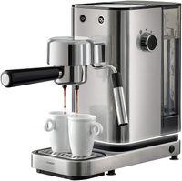 WMF Lumero Espresso Siebträger-Maschine, Farbe:Silber