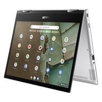 Asus Chromebook Flip (CM3200FVA-HW0006) 64 GB eMMC / 8 GB - Notebook - silber