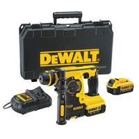 DeWALT DCH253M2 Akku Kombihammer SDS-Plus 18V 4Ah 2.1J Bohrhammer Meißelhammer