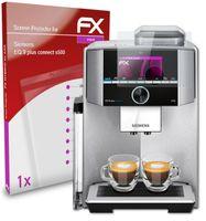 atFoliX FX-Hybrid-Glass Panzerfolie kompatibel mit Siemens EQ.9 plus connect s500 Glasfolie