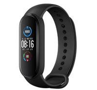 Global Version Xiaomi Mi Band 5 Fitness Tracker Smart Armband, Schwarz