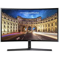 "Samsung Serie 3  68,6cm C27F396FHU 16:9  (27"") schwarz glanz"