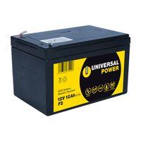 Universal Power AGM UPS12-12 F2 12V 12Ah AGM Batterie USV Akku wartungsfrei Anschluss F2