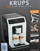 Krups EA891D Evidence Kaffeevollautomat - 2,3L, OLED-Bedienfeld mit Touchcreen, Edelstahl-Kegelmahlwerk 1450W, metall