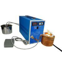 ZVS Hochfrequenz-Induktionsheizgerät Maschine Metallschmelzofen Schweißen Metalllöschgeräte